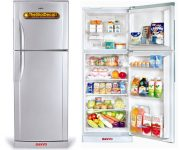 Cắt decal nam châm dẻo dán tủ lạnh