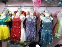 Decal nhiệt dạ quang trang phục biểu diễn