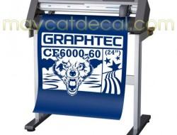 Máy cắt decal Nhật Bản Graphtec CE-6000