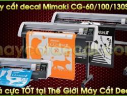 Máy cắt chữ Decal Mimaki CG-130SRIII